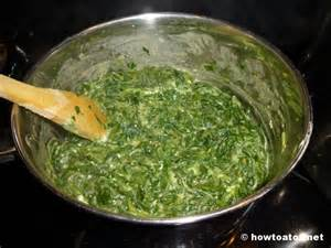 Recipes with Cooked Spinach