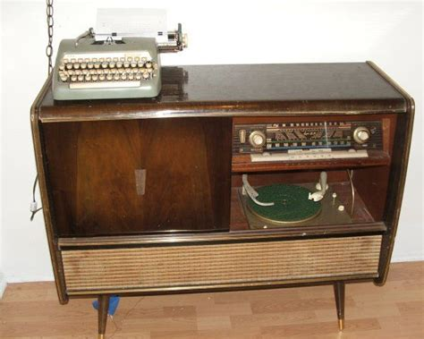 vintage media console 120 best images about consoles and hi fis on 3245