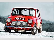 ExWorks Monte Carlo Rally Mini The greatest ever MINI