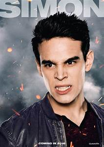 Simon Lewis #Shadowhunters coming in 2016 | The Mortal ...