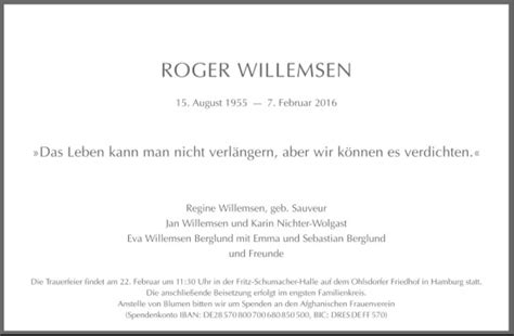 Der Garten über Dem Meer Roger Willemsen by Eine Hommage Roger Willemsen Wir Verdichten F 252 R Sie