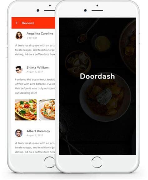 doordash clone app development