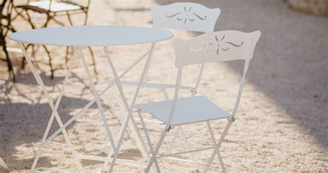 Alinea Table Jardin Pliante by Bistro Round Table 77 Cm Metal Table Outdoor Furniture