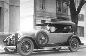American Automobile 1920
