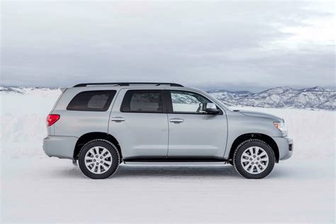 toyota sequoia limited release date  redesign