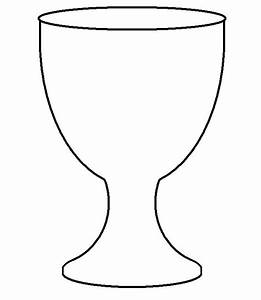 Holy Communion Cup Clipart Black And White - ClipArt Best