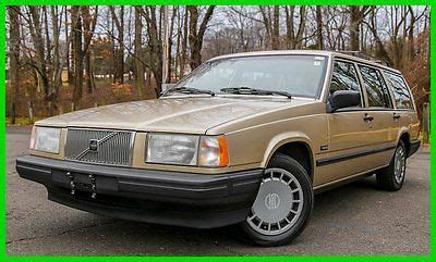 how does cars work 1993 volvo 940 seat position control 1993 volvo 940 cars for sale