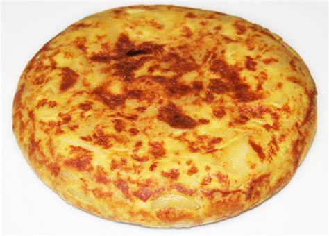 cuisine espagnole recette la cuisine de bernard tortilla espagnole