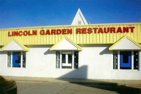 Lincoln Garden Family Restaurant, Charleston Restaurant