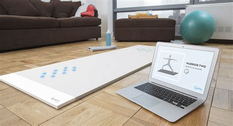 Smart Doormat by Get Ready For Interactive With Bluetooth Enabled