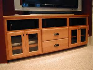 tv stand woodworking plans    tv stand