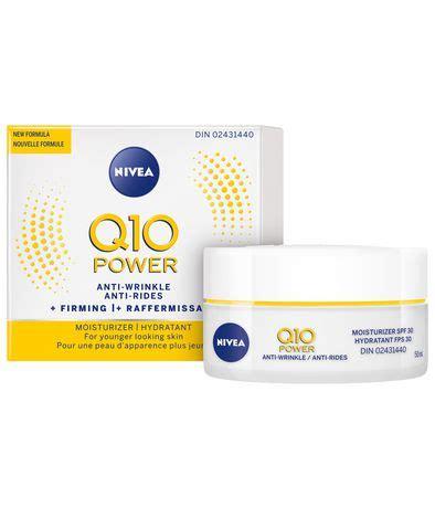 NIVEA Q10 POWER Anti-Wrinkle + Firming Day Moisturizer