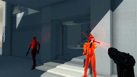 superhot wallpapers  ultra hd  gameranx