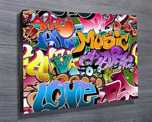 Graffiti Pop Art