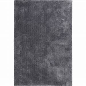 tapis shaggy relaxx gris anthracite esprit 70x140 With tapis shaggy gris 200x290