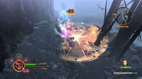 dungeon siege 3 xbox 360 review dungeon siege 3 gameplay hd
