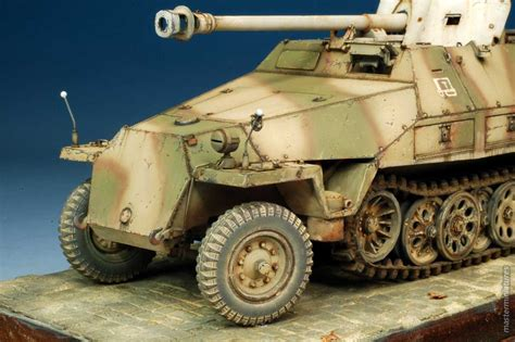sd kfz 251 22 ausf d master miniatures gallery