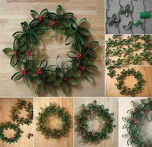 Weihnachtskranz Selber Machen : weihnachtskranz basteln 65 inspirierende ideen ~ Markanthonyermac.com Haus und Dekorationen
