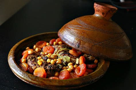 articles cuisine chicken and dried apricots moroccan tajine nutrizonia