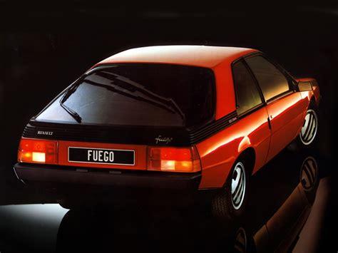 waarom  de renault fuego nog geen klassieker autoblognl