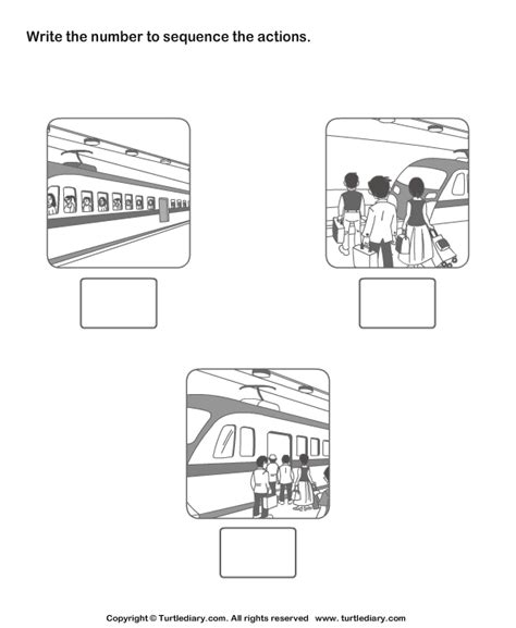 preschool story sequencing printables 14 best images of sequence of events worksheets 262