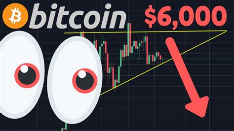 It is also certain that the vast majority of cryptocurrencies that populate the current listings. BITCOIN CRASH TO $6,000 IF THIS HAPPENS!!!!!!!!!!!!!!!!!!! - YouTube