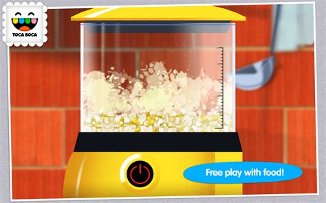 toca boca kitchen toca kitchen appstore for android