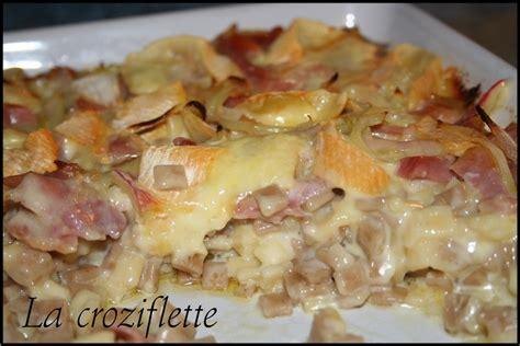 recette de cuisine gastronomique la croziflette de cuisine créative recettes