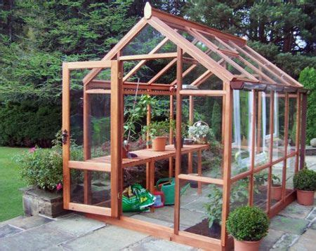 greenhouse design red cedar greenhouse small greenhouses outdoor ideas pinterest small