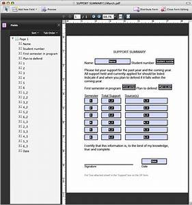 create fillable pdf form acrobat pro form resume With form document creator