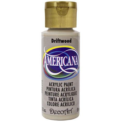 decoart americana 2 oz driftwood acrylic paint da171 3