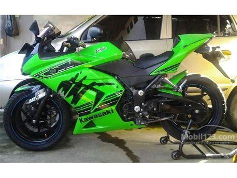 jual 250 karbu jual motor kawasaki 2011 0 3 di papua manual hijau