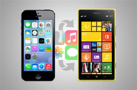 switching iphones how to switch from iphone to windows phone digital trends