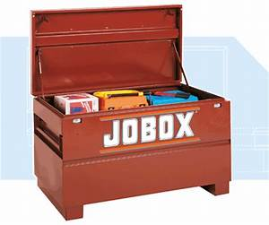 Jobbox Tool Storage - Job Boxes Tool Box