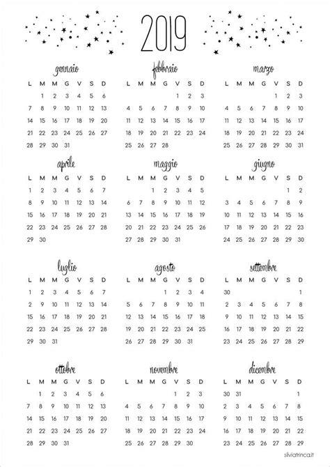 calendario   da scaricare  calendar  size
