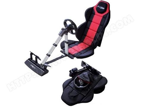 volant siege ps3 volant ps3 bigben racing seat volant sans fil ps3 pas