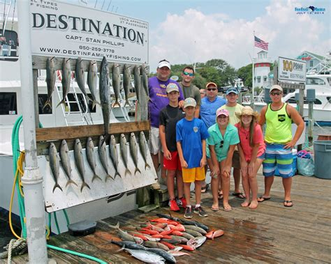 Destination Fishing Boat by Destin Fishing Charters Archives Charter Boat