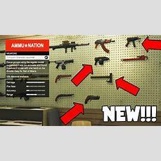 Gta 5 Dlc Update All New Weapons Gameplay  Mini Grenade Launcher, Pipe Bomb & More! (gta 5