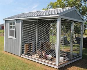 Dog kennel wwwimgkidcom the image kid has it for Portable dog kennel building