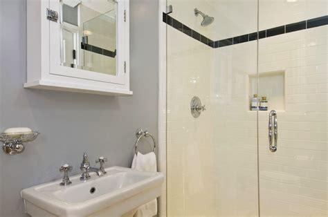 white  gray bathroom contemporary bathroom jeff