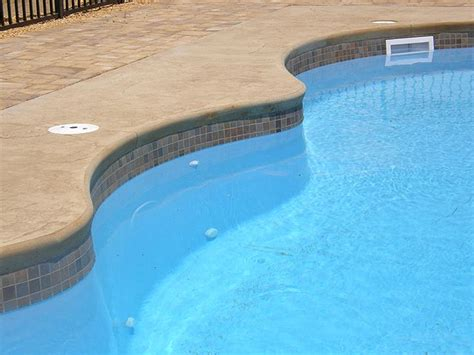 water line pool tile waterline tiles ideas for the