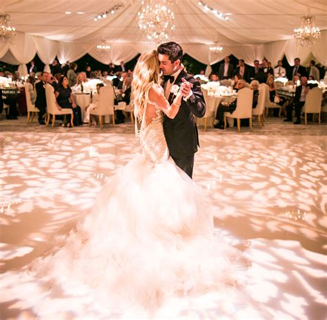 First Dance Songs For Fans Of Randb Inside Weddings