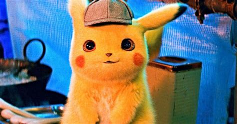The First Live-action Pokemon Movie