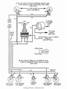 Toggle Switch Turn Signal Wiring Diagram Top Universal