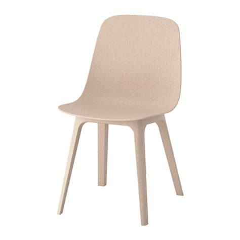 ikea table et chaise odger chair white beige ikea