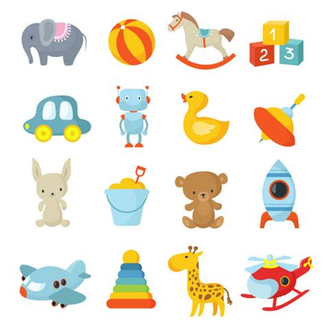 Best Baby Toy Illustrations, Royalty-Free Vector Graphics ...