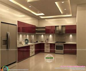 Grand, And, Stylish, Interior, Designs, -, Kerala, Home, Design, And, Floor, Plans