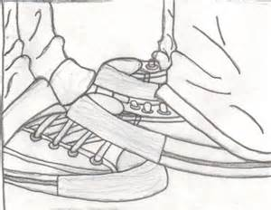 Cool Converse Drawings