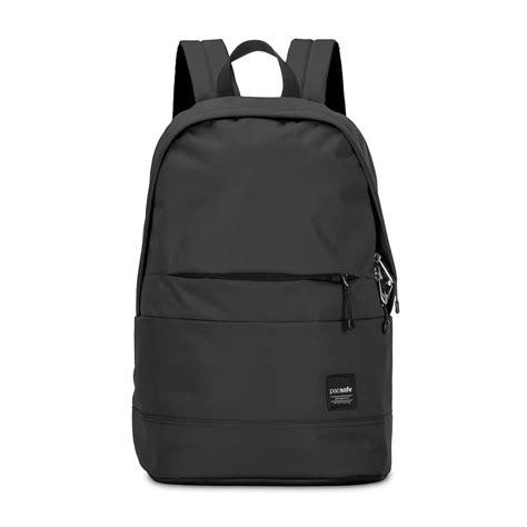 slingsafe lx anti theft backpack