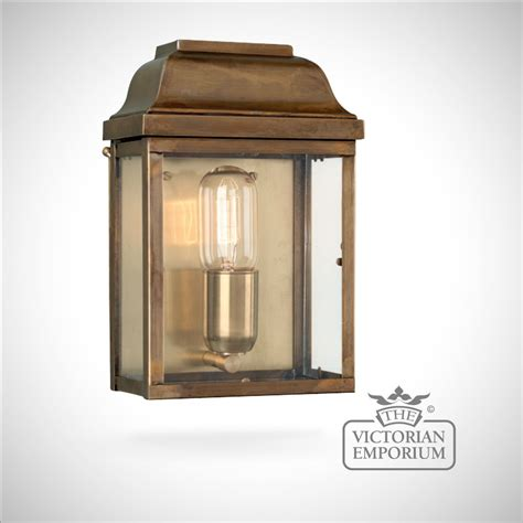 wall lantern antique brass outdoor wall lights